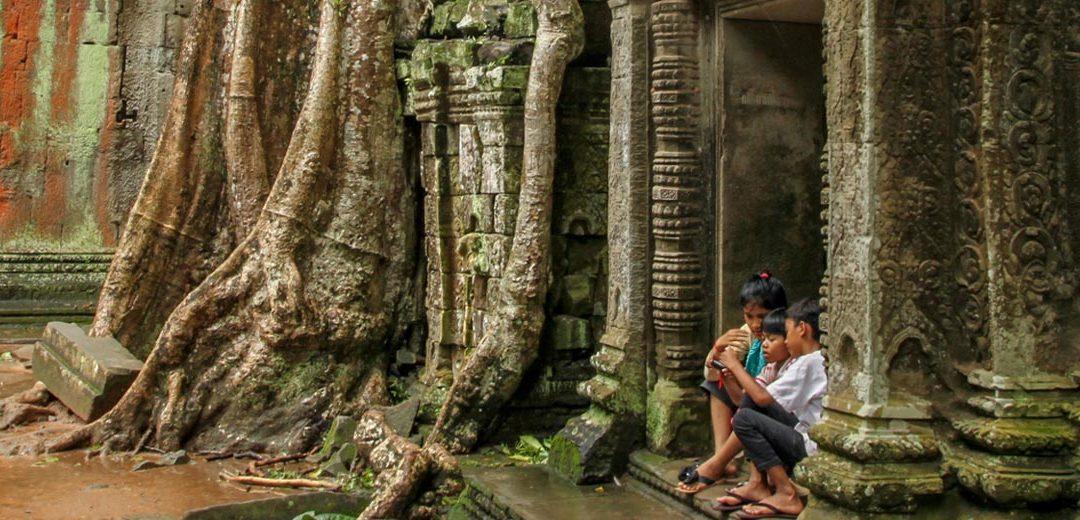 Viajar a Camboya: 5 curiosidades de Angkor
