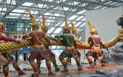 Viajar a Singapur, Bangkok y Bali: conoce Los Dragones del Sudeste