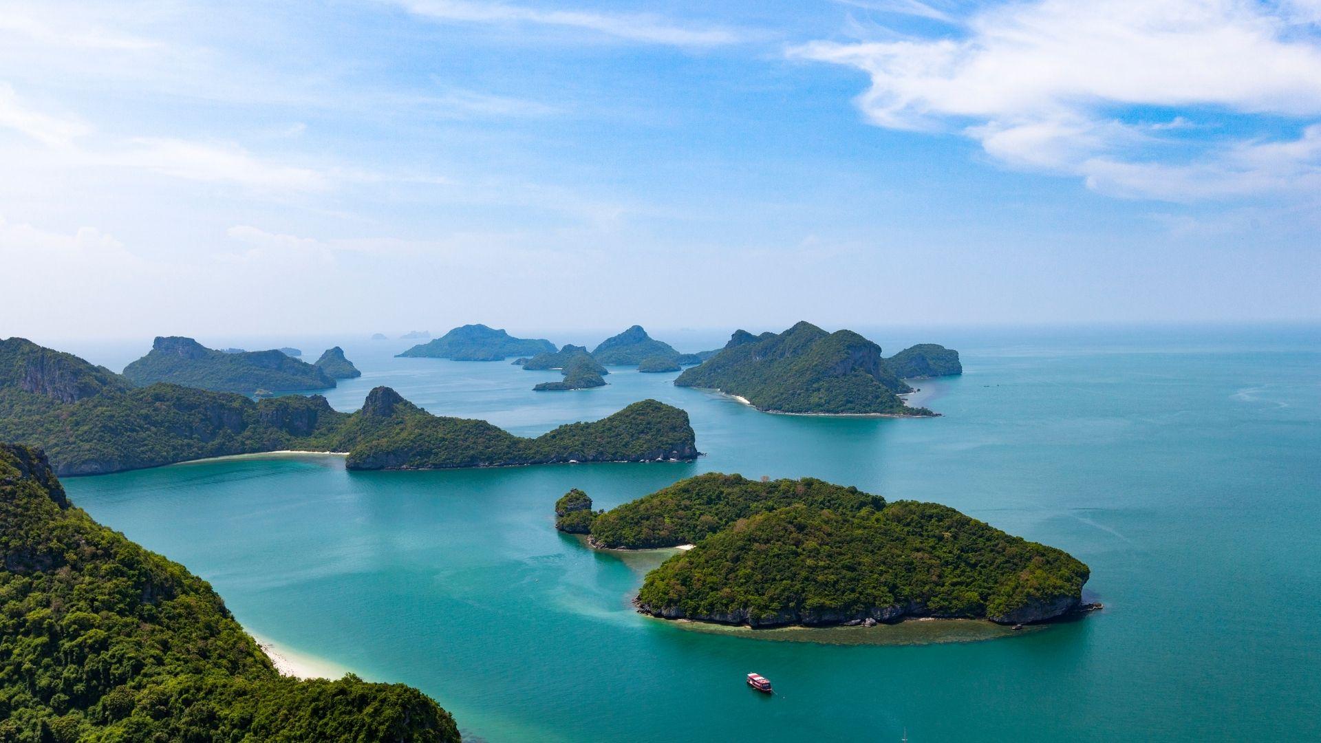 Koh Samui y sus playas