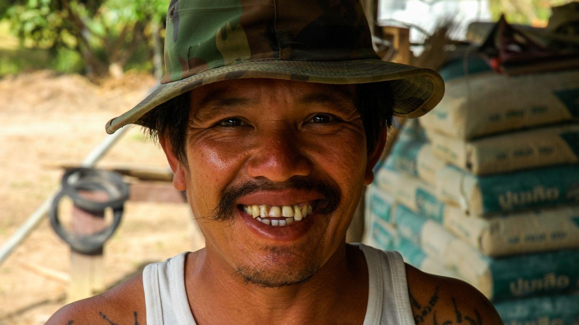 Habitantes de Koh Samui