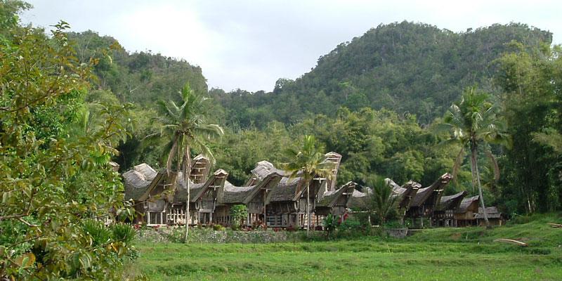 La ruta de Tana Toraja