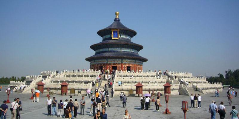 Templo del cielo en China
