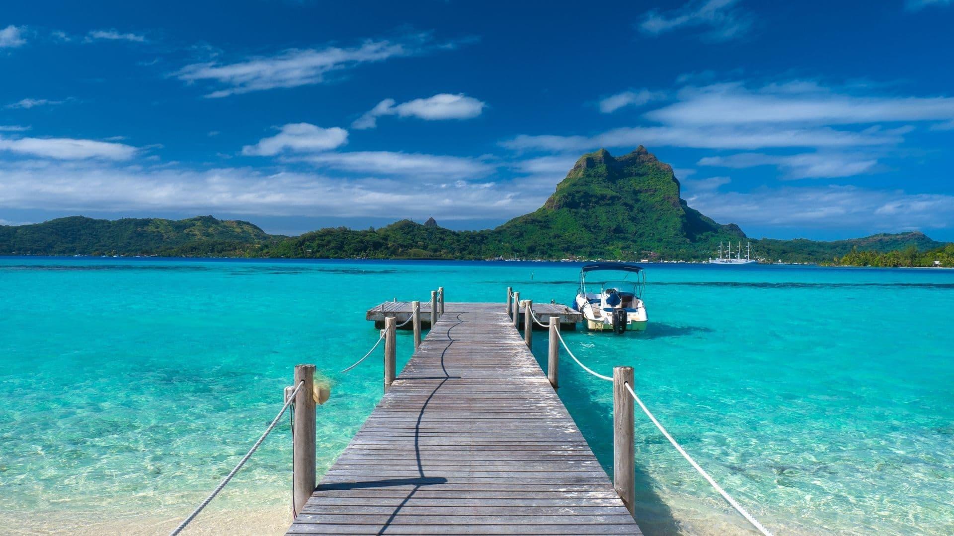 Motu Tapu la isla más bella del mundo