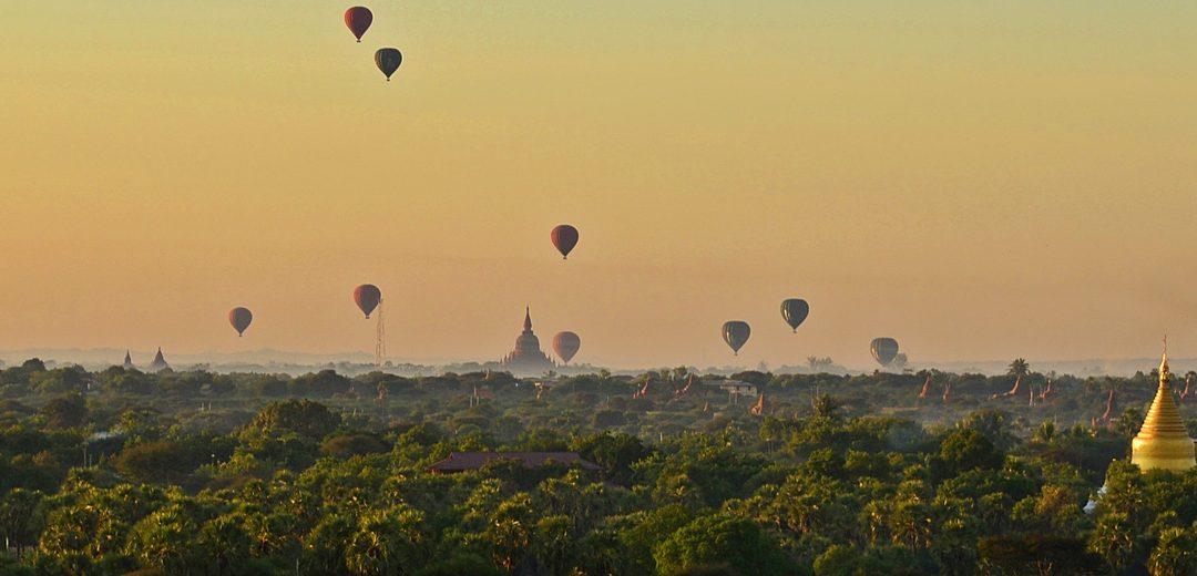 Los templos de Bagan: un imprescindible de los viajes a Myanmar