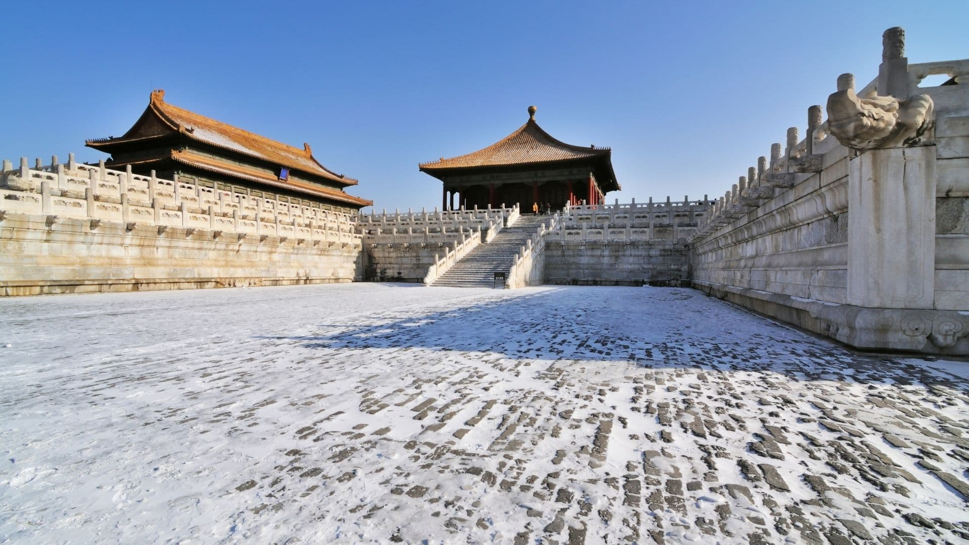 Conoce Ciudad Prohibida de Beijing en tu viaje a china