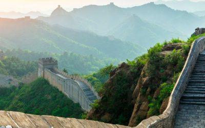 Cinco razones para viajar a China